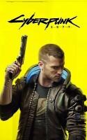 Cyberpunk 2077 Poster: Yellow Box Art