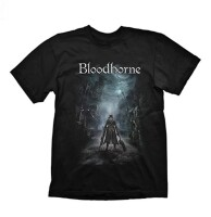 Bloodborne T-Shirt - Night Street (schwarz)