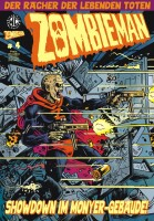 Zombieman 4 Der Rächer der lebenden Toten (Kurio,...