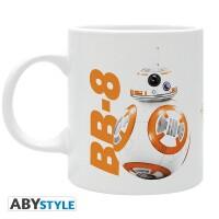 Star Wars Keramiktasse - BB-8 Resistance (320 ml)