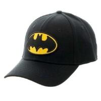 Batman Baseball Cap Flexfit - Batman Classic Logo curved...