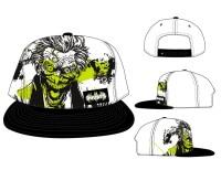 Batman Baseball Cap Snapback - Joker Sub Snapback