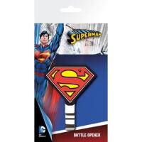 DC Comics Flaschenöffner Superman Logo (9 cm)