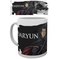 Heroic Legend of Arslan Keramiktasse - Daryun (320 ml)