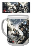 Gears of War 4 Keramiktasse - Game Cover (320 ml)