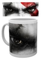 God of War Keramiktasse - Kratos Eyes (320 ml)