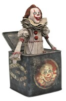 Stephen King ES Remake Gallery PVC-Statue - Pennywise in...