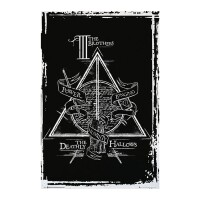 Harry Potter Poster: Deathly Hallows