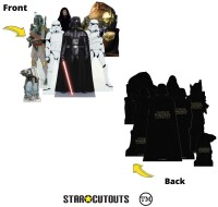 Star Wars Pappaufsteller (Stand Up) - Villains (7...