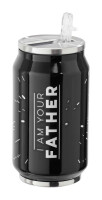 Star Wars Trinkflasche: I Am Your Father (360 ml)