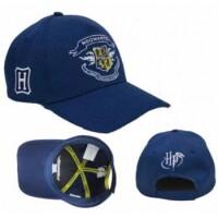 Harry Potter Baseball Cap Snapback -  Hogwarts (dunkelblau)