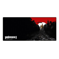 Wolfenstein Oversize Mousepad: Trail of the Dead (80 x 35...
