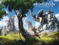 Horizon Zero Dawn 4 Cover B Game Art Wrap