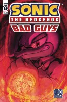 Sonic The Hedgehog Bad Guys 1 (Of 4) Cover A Hammerstrom