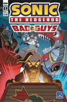 Sonic The Hedgehog Bad Guys 2 (Of 4) Cover A Hammerstrom