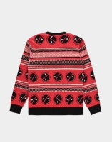 Deadpool Pullover im Weihnachtslook - Here comes Deadpool...