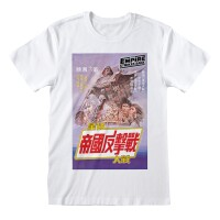 Star Wars T-Shirt - Japanese Empire Strikes Back Poster...