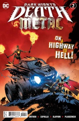 Dark Nights Death Metal 2 (Of 6) 2nd Printing