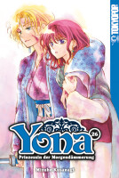 Yona - Prinzessin der Morgendämmerung 26 (Kusanagi,...