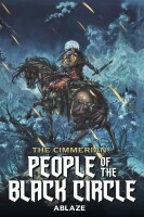 Cimmerian People of the Black Circly 1 Cover A