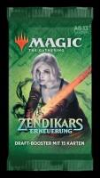 Magic the Gathering (deutsch) Zendikars Erneuerung Booster