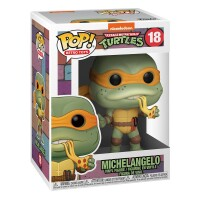 Teenage Mutant Ninja Turtles POP! Movies PVC-Sammelfigur...