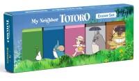Studio Ghibli Radiergummi-Set Totoro (5 Stück)
