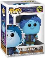 Onward Disney POP! PVC-Sammelfigur - Barley Lightfoot (722)