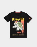 Super Mario T-Shirt - King Koopa (schwarz)