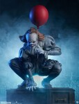 Stephen King ES 2017 Maquette Statue: Pennywise (33 cm)
