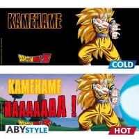 Dragonball Z Keramiktasse - Kamehameha Heat Change (460 ml)