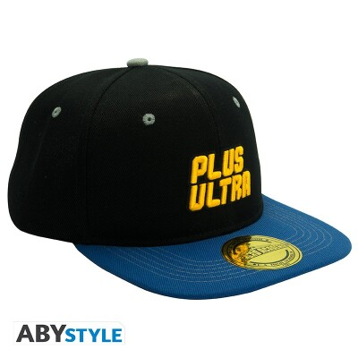 My Hero Academia Baseball Cap Snapback - Plus Ultra (schwarz/blau)
