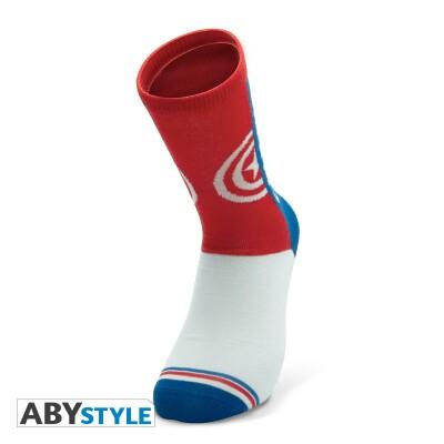 Captain America Socken (One Size)