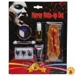 Horror Wunde Make-Up Set