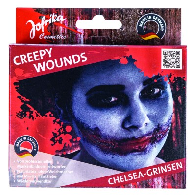 Wundenset Creepy Wounds Chelsea Grinsen