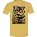 Rocky T-Shirt - You Aint Nothing (khaki) Größe L