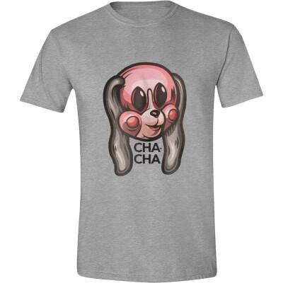 Umbrella Academy T-Shirt - Cha Cha Mask (grau)