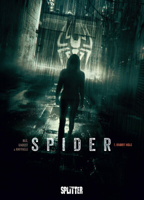 Spider. Band 1 Rabbit Hole (Bec, Christophe; Daoust, Giles)