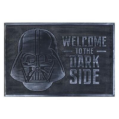 Star Wars Fußmatte Gummi Dark Side