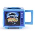 Zurück in die Zukunft Keramiktasse - Retro TV Thermoeffekt (500 ml)