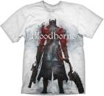 Bloodborne T-Shirt - Hunter Street (weiß) S