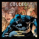 Batman Kalender 2021 Jim Lee