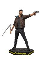 Cyberpunk 2077 PVC-Statue Male V (24 cm)