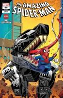 Amazing Spider-Man 55 (Vol. 5) Ron Lim Lego Variant Lr