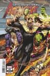 Avengers 40 (Vol. 8) Weaver Connecting Variant