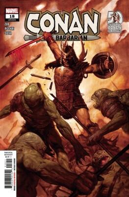 Conan The Barbarian 18 (Vol. 3)