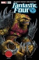 Fantastic Four 27 (Vol. 6) Ferreyra Knullified Variant Emp