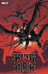 King In Black 1 (Of 5) (Vol. 1) Stegman Darkness Reigns Variant