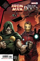 King In Black Iron Man Doom 1
