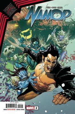 King In Black Namor 2 (Of 5)